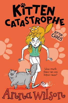 Book cover for Kitten Catastrophe